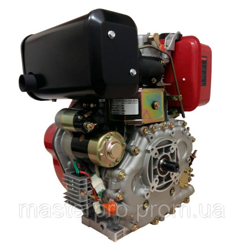 Двигатель дизельный Bulat BT186FE (Вал шлицы 25 мм)