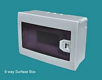 Коробка для 9 автоматов наружной установки