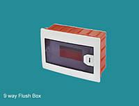 Коробка для 9 автоматов внутренней установки