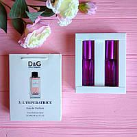 Подарочный набор Dolce & Gabbana 3 L`Imperatrice