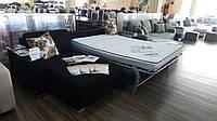 Угловой диван Preston с нишей, механизмом ежедневного сна для гостиной