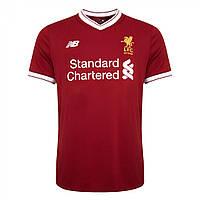Футбольная форма Liverpool 2017-2018