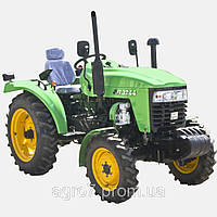 Трактор JINMA JMT3244H(24л.с., 4х4, 3 цил. гур)
