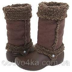 Сапоги Crocs Nadia  Boots размер W8