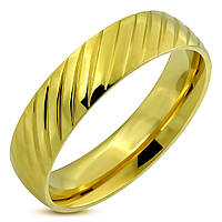 Обручальное кольцо из нержавеющей стали 16.5