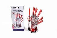Набор ножей Frico из 8 предметов на вращающейся подставке