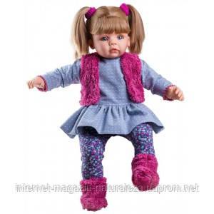 Кукла Paola Reina Роки в голубом платье