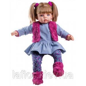 Кукла Paola Reina Роки в голубом платье, фото 2