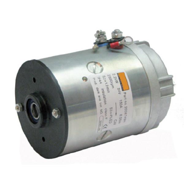 Электродвигатель MBB 24V 2,2 kW right