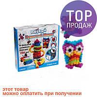 Конструктор липучка Bunchems 200шт / детские игрушки