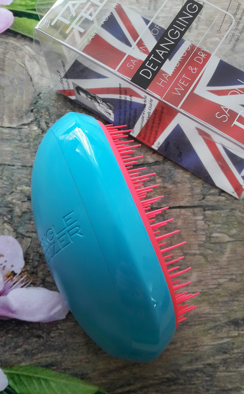 Расческа Tangle Teezer Salon Elite - Blue Blush