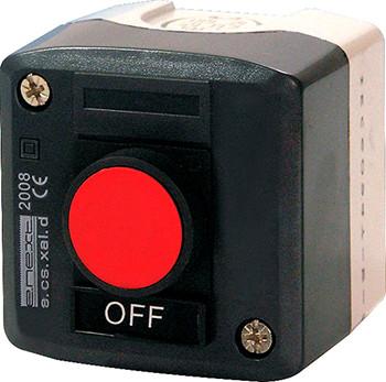 Кнопочный пост e.cs.stand.xal.d.111 стоп
