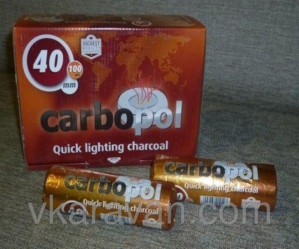 Carbopol, быстро разжигающийся уголь