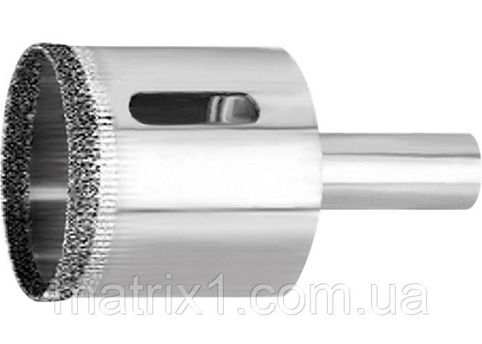 Сверло по стеклу, 16 х 67 мм, 6-гранный хвостовик// MTX