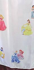 Гардинное полотно Принцессы