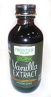 Экстракт ванили нат. Frontier Natural Products,59 мл