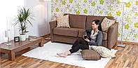 Прямой диван Amanda с механизмом ежедневного сна для гостиной