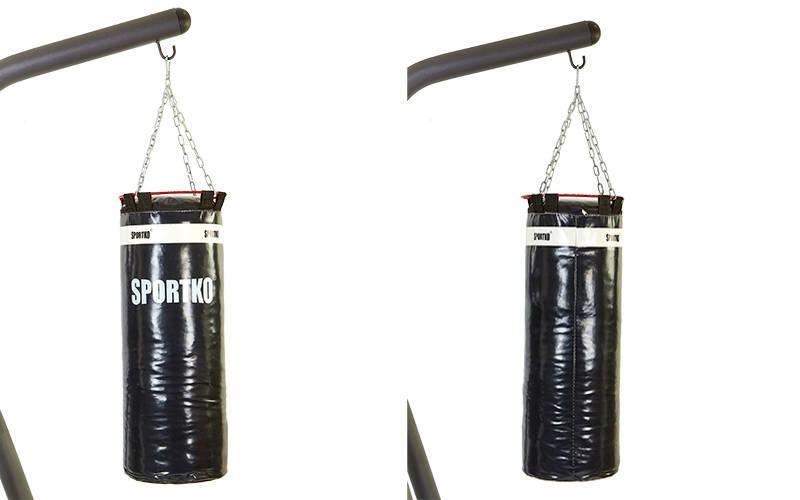 Мешок бокс. Бочонок SPORTKO UR MP-6-1 (d-29см,вес-15кг)