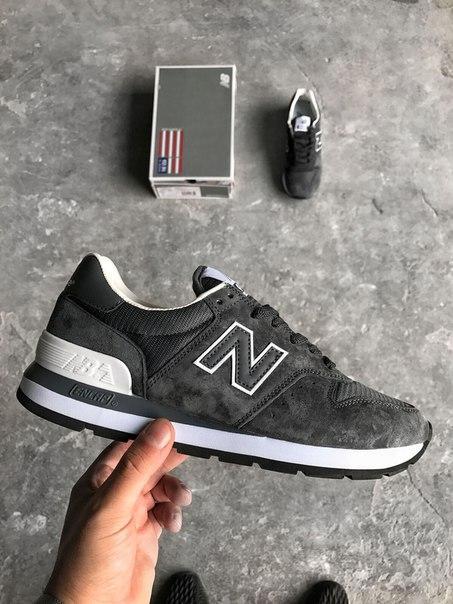 Кроссовки женские New Balance NB 995 Grey, нью беланс, реплика -  интернет-магазин e37a400c49e