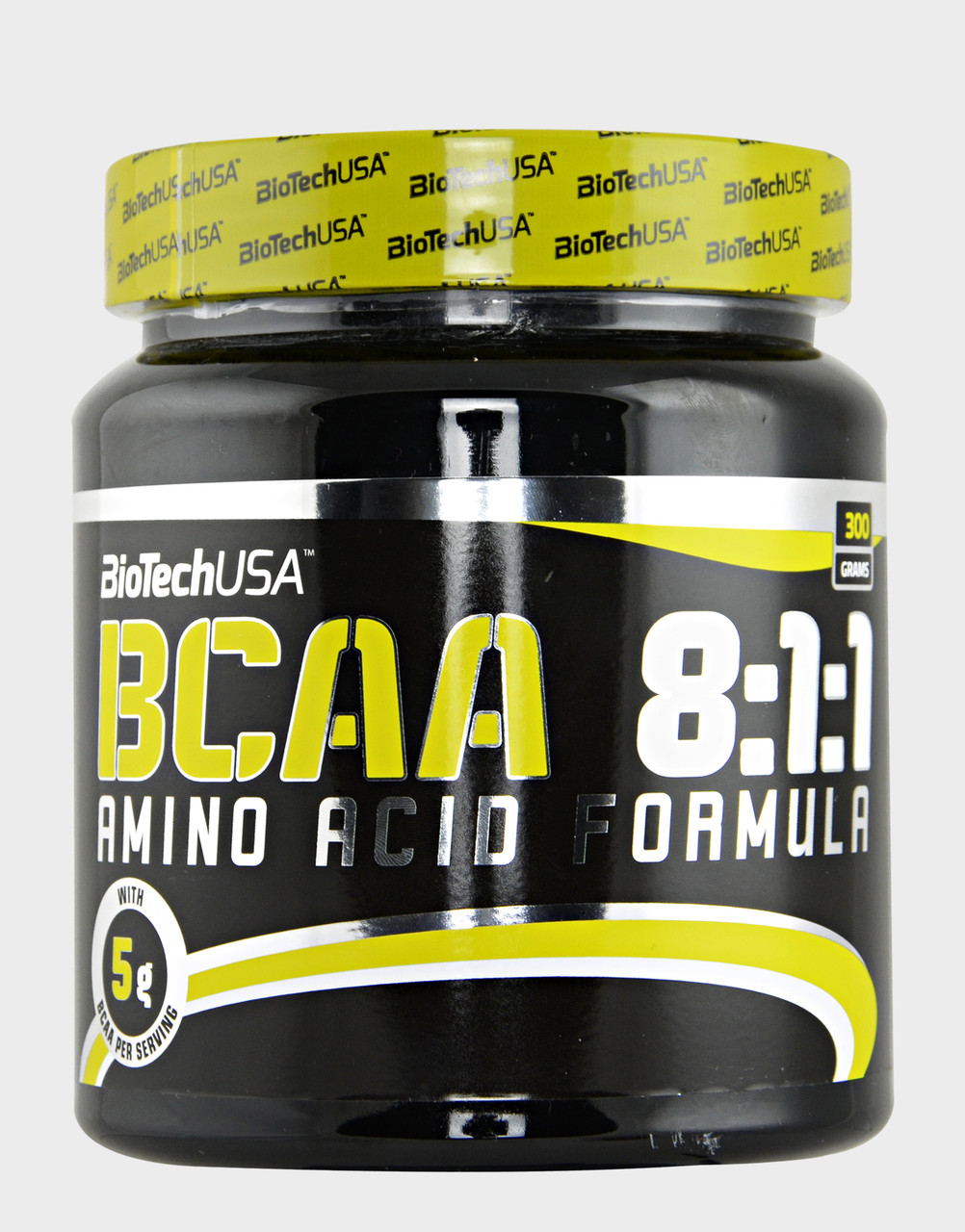 BioTech BCAA 8:1:1 300 g, Биотеч БЦА 8:1:1 300 грамм