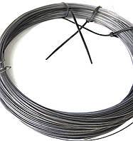 Проволока вязальная стальная без покрытия 1.0 мм., 100 м.