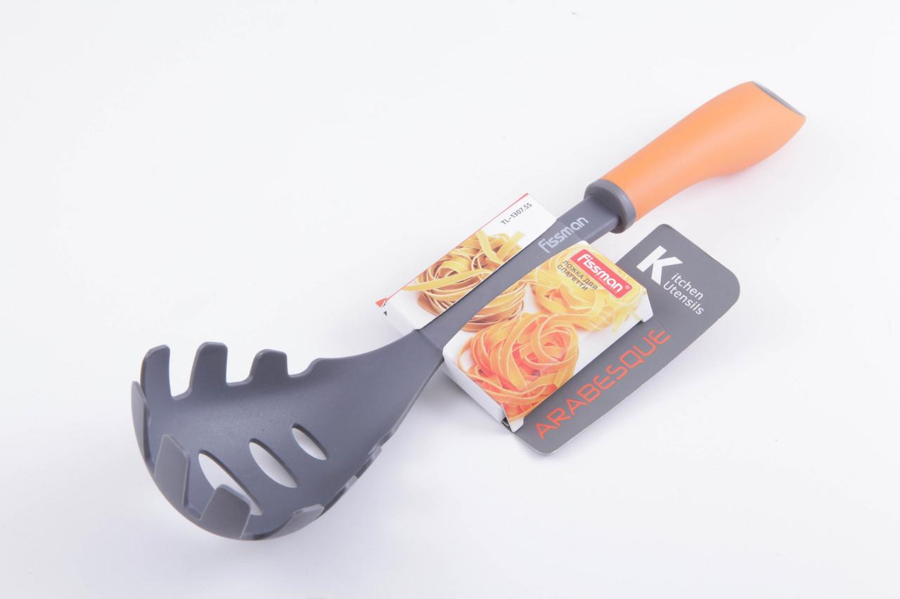 """Ложка для спагетти нейлоновая Fissman """"Arabesque"""" (TL-1307.SS)"""