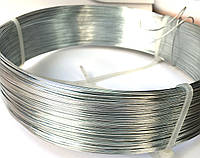 Проволока вязальная стальная оцинкованная 1.0 мм., 100 м.