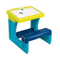 Парта детская со скамейкой Smoby 420101