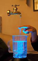 """Фонтан-светильник """" Бокал пива"""", фото 1"""