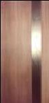 Двери межкомнатные Зеркало 3 КР ПВХ  (БРОНЗА)