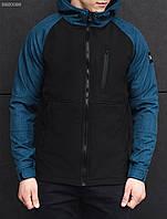 Куртка Staff soft shell a4 denim