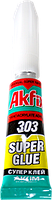 Супер-клей Akfix 303 3гр