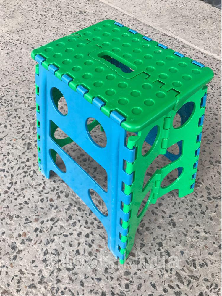 Стул складной пластиковый