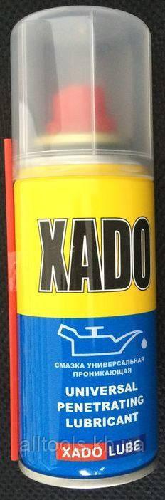 "Проникающая смазка ""XADO""  (100мл)"