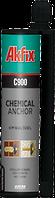 Химический анкер (жидкий дюбель) Akfix C900 на основе полиэстера
