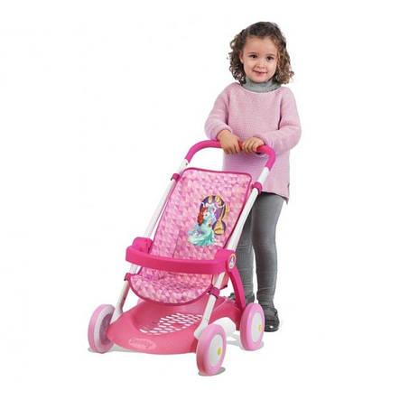 Коляска прогулянкова для ляльки Princess Poussette Smoby 254011, фото 2