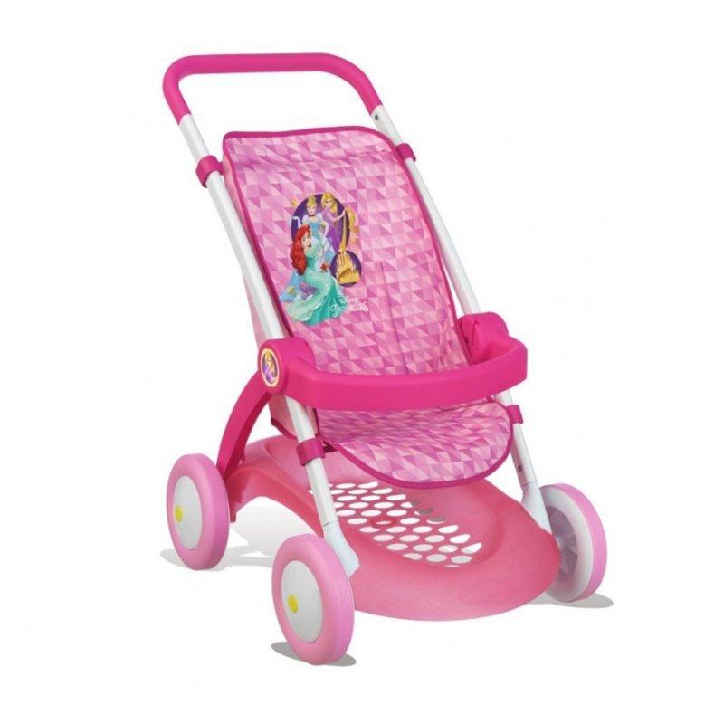 Коляска прогулянкова для ляльки Princess Poussette Smoby 254011