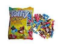 Жевательные конфеты Toffix Sour Elvan 1кг