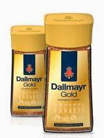 Кофе растворимый Dallmayr Gold 200г 100% арабика