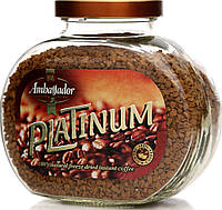 Кофе растворимый Ambassador Platinum190г