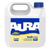 Aura Unigrund Kraft Универсальный укрепляющий грунт глубокого проникновения  10 л