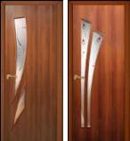 Двери межкомнатные Фиеста ПВХ КР, Пальма КР