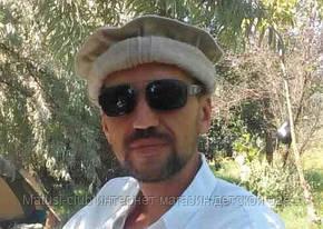 .Мужская шапка - Паколь, Пуштунка, Афганка- бежевая, из шерсти, 57-58 и 59-60 размер головы. , фото 2