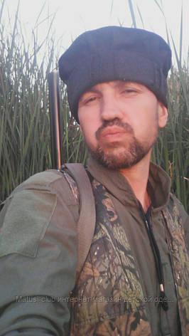 Шапка на работу и охоту - Паколь, Пуштунка, Афганка- темно-серая,шерсть, 56-60 размер головы. В наличии., фото 2