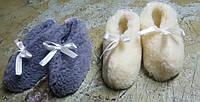 Удобная домашняя обувь из овчины. Чуни из овчины опт низкие