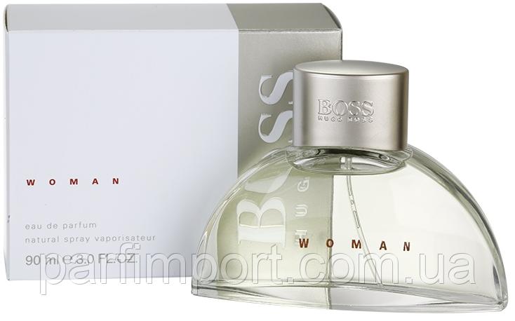 Boss WOMEN edp 90 ml  парфумированная вода женская (оригинал подлинник  Великобритания)