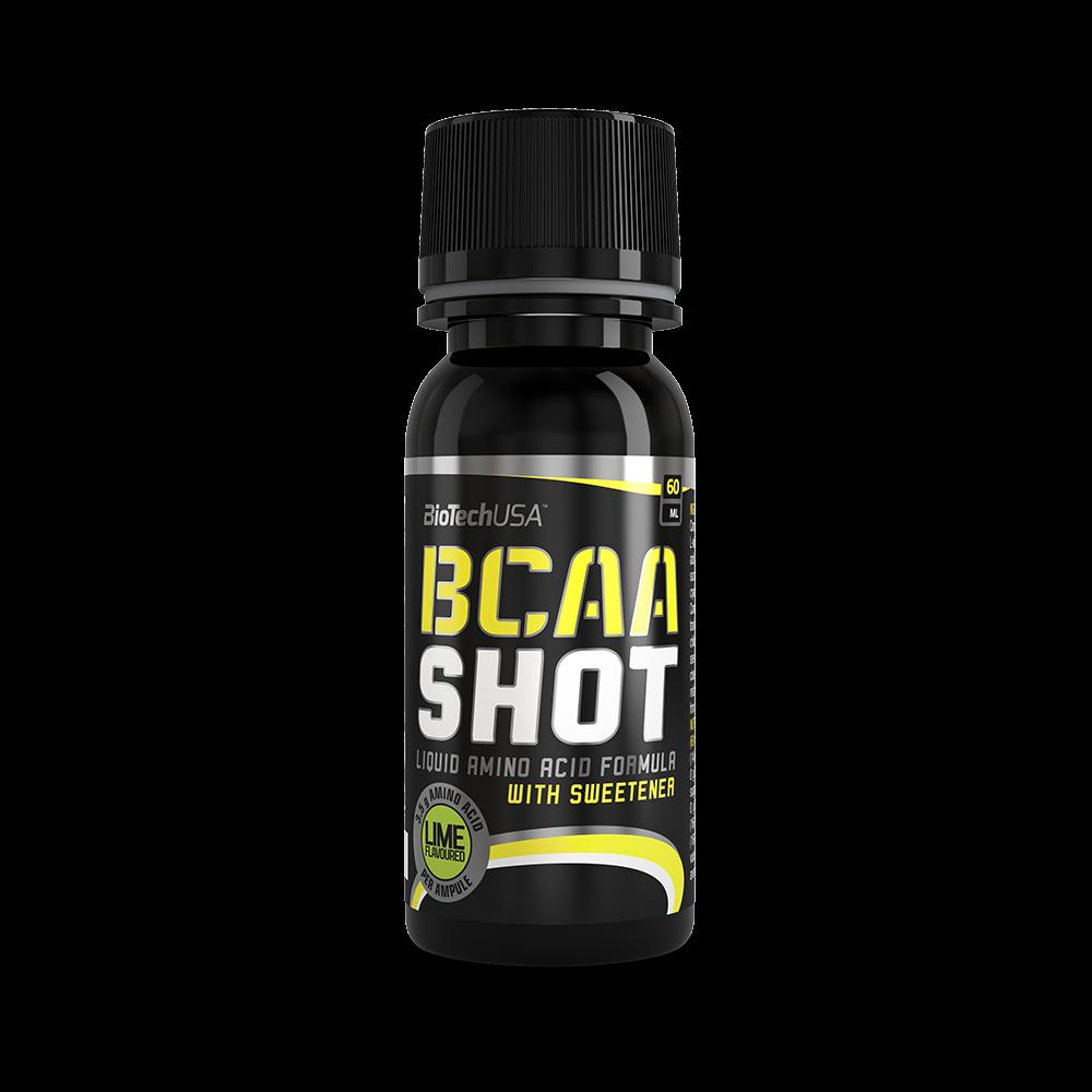 BioTech BCAA Shot 60 ml, Биотеч БЦА шот 60 мл