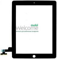 Сенсор (тач скрин) Apple iPad 2 black