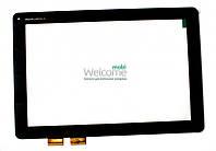 Сенсор Motorola MZ616 XOOM2 black тач скрин для планшета