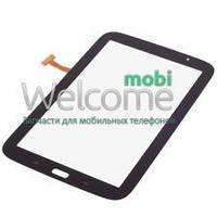 Сенсор (тач скрин) Samsung Galaxy Note 8.0 (N5100, N5110) black (ver. Wi-fi) (оригинал)